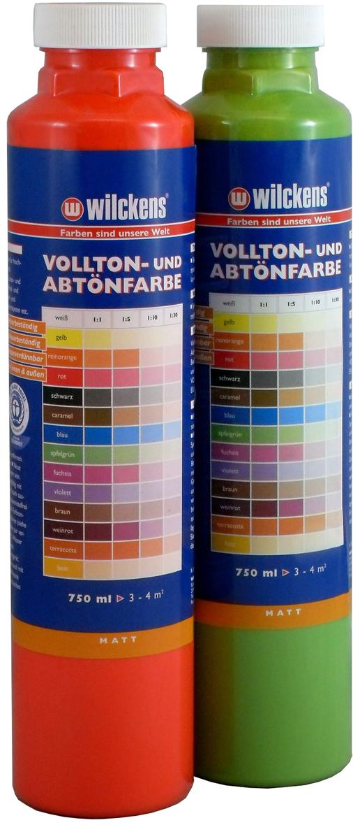 Vollton- und Abtönfarbe纯天然全色色浆