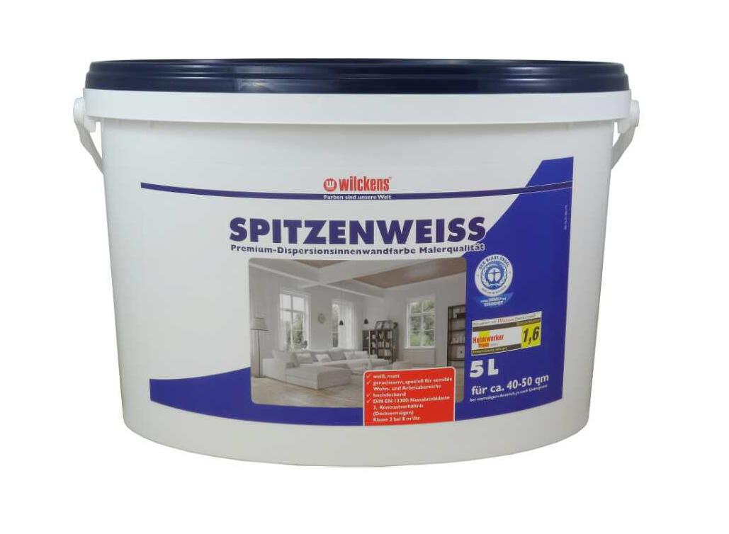 Spitzenweiss 维悦极地白水性面漆
