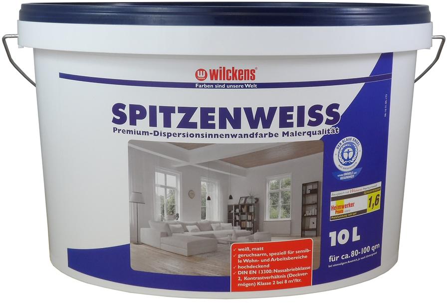 title='Spitzenweiss 维悦极地白水性面漆'